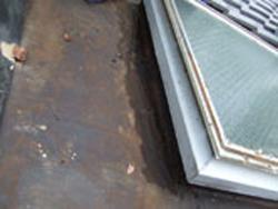 雨漏れ施工事例