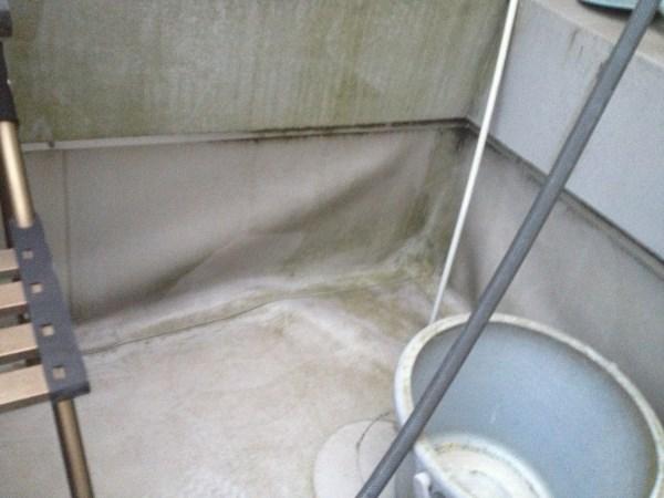 ビル屋上防水工事